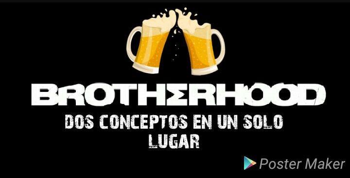 Fútbol y Cerveza: Inaugura BrotherHood