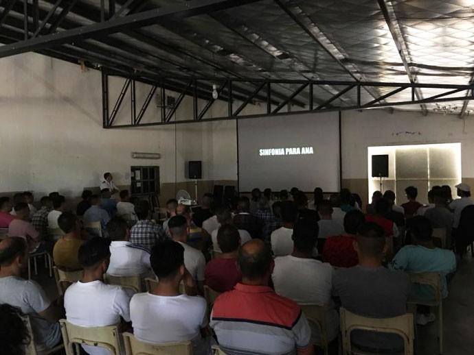 Cine En Cárceles llega nuevamente a Urdampilleta