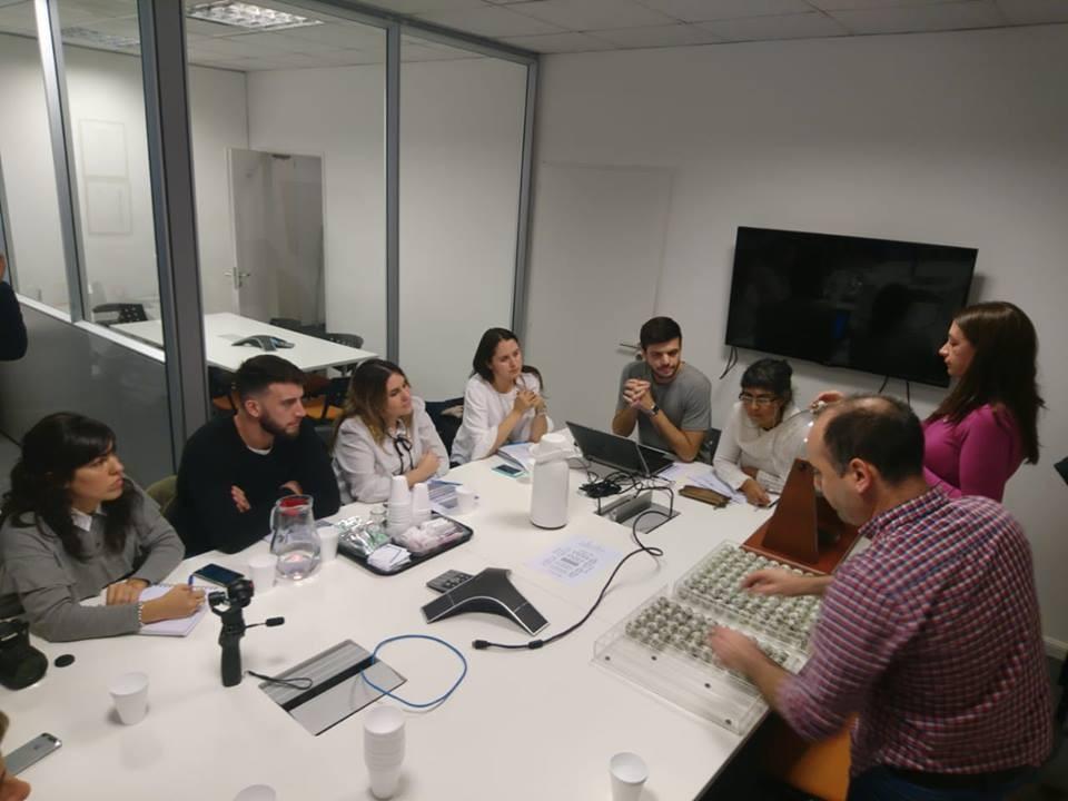 Érica Moriones dio a FM 10 los adjudicatarios de 46 viviendas PROCREAR URBANÍSTICO