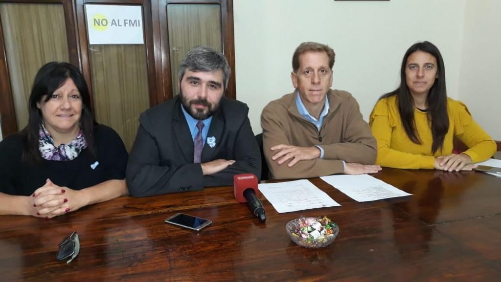 Bloque Concejales PJ: 'Es histórico que se haya aprobado el Ejercicio 2017 en acuerdo con los dos bloques'