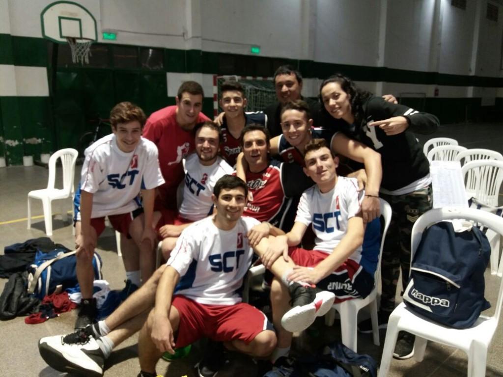 Sport Club ganó en Trenque Lauquen