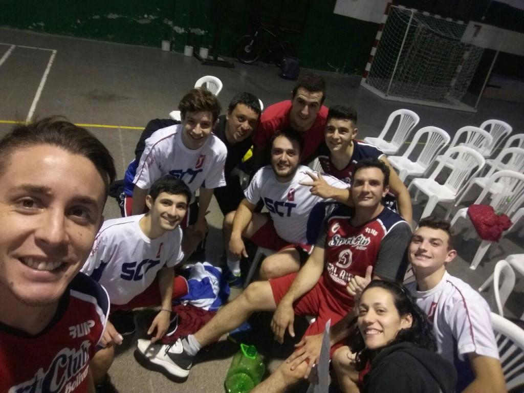 Basquet: Sport Club se prepara para un partidazo como local ante Deportivo Pehuajo