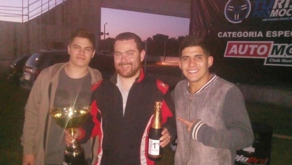 Automovilismo: Nahuel Sánchez gano en la 3º fecha del Turismo Promocional C2