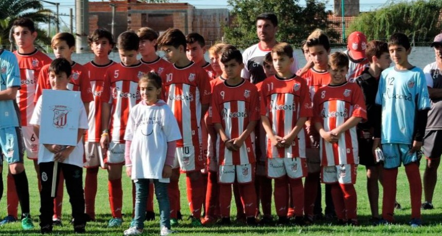 Cronograma de partidos Mundialito Homenaje Nico Treviño