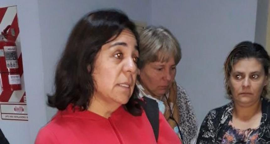 Auxiliares presentaron un petitorio en el Consejo Escolar de Bolívar (audio)