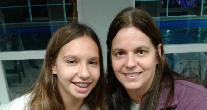 """Natación: Erica Carretero y Victoriana Morena; """"La pasamos bien entrenando juntas"""""""