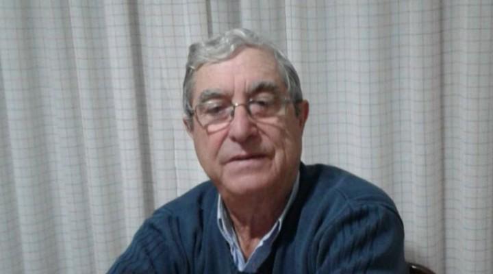 Armando Estrebou y la actualidad del Club de Pesca Las Acollaradas