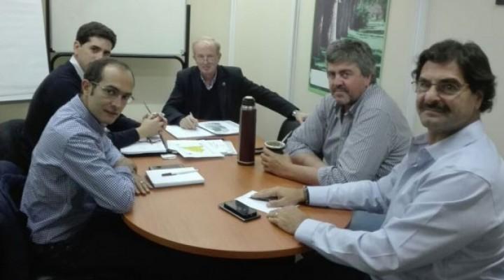 El Intendente consiguió que se declare la emergencia agropecuaria para Bolívar