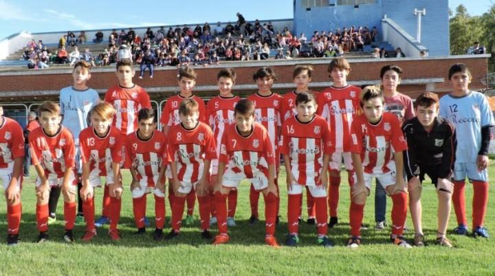 Fútbol: Se reprogramó la 4º fecha del torneo de divisiones inferiores