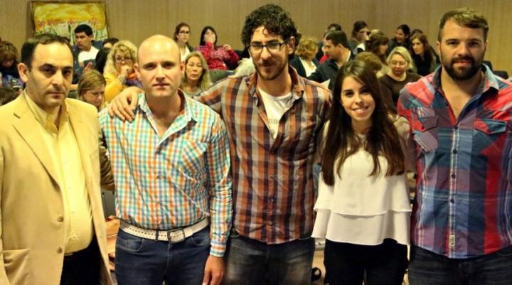 Se realiza una jornada sobre Abordaje Comunitario de Adicciones en el DIAT