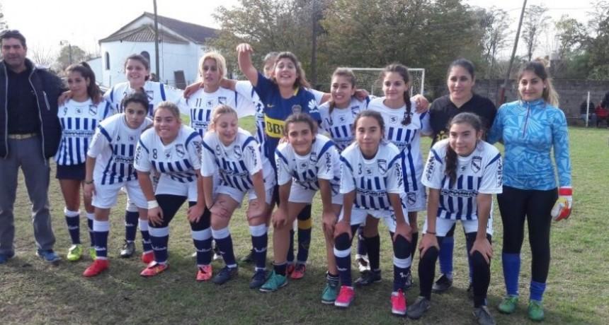 Fútbol Femenino: Las indias avanzan con alto nivel