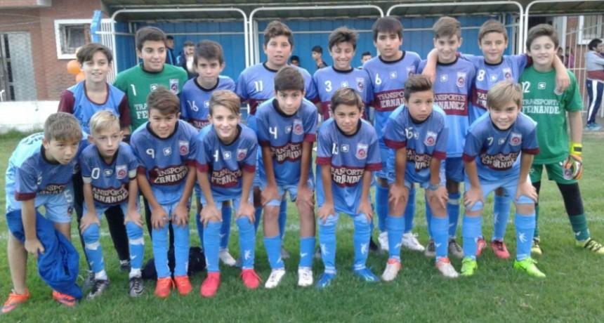 Divisiones Inferiores: Empleados visita a Urdampilleta por la 6º fecha del torneo