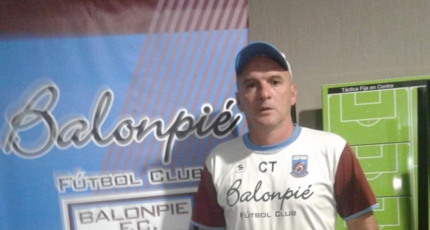 Futbol: El avance de Balonpié en la Liga Pehuajense