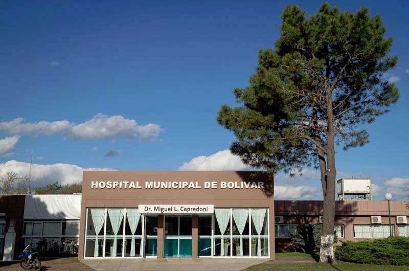 Ganadores del Bono Contribución de la Cooperadora del Hospital