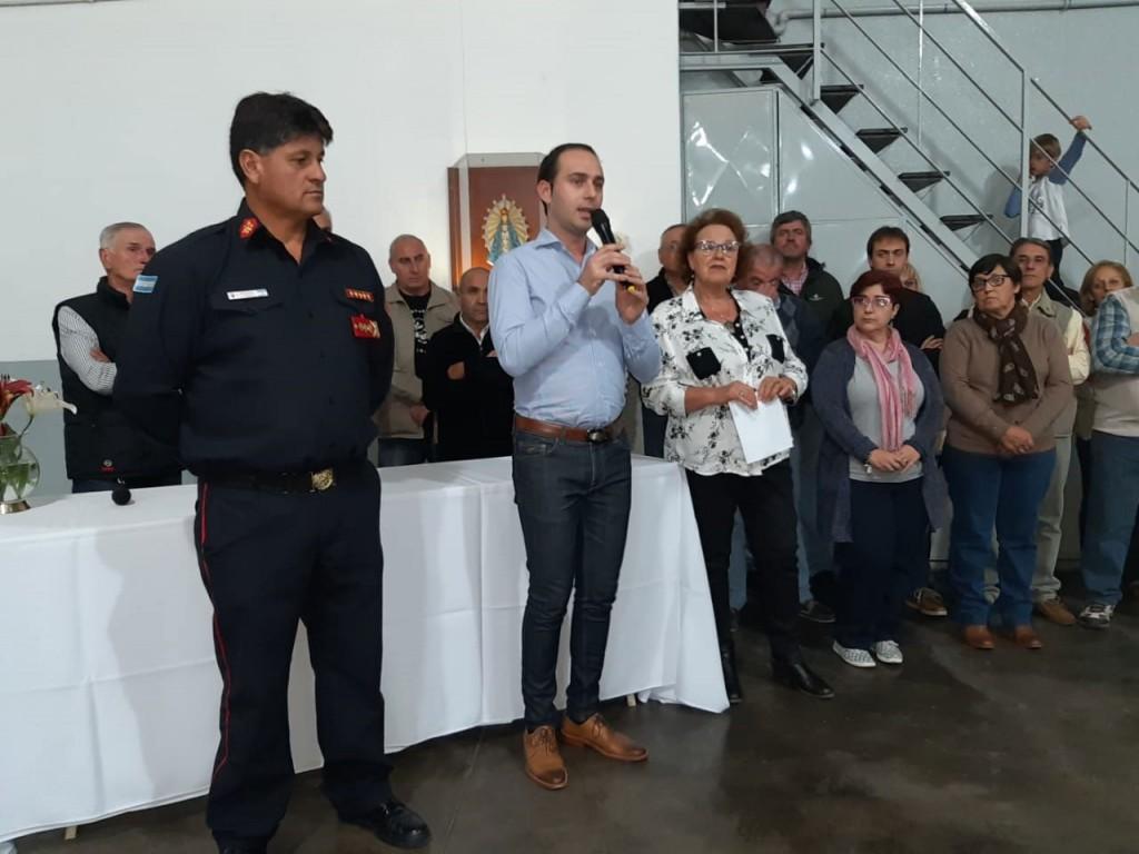 Franco Canepare: 'Para lograr este tipo de proyectos se necesitó del trabajo sostenido de toda la institución'