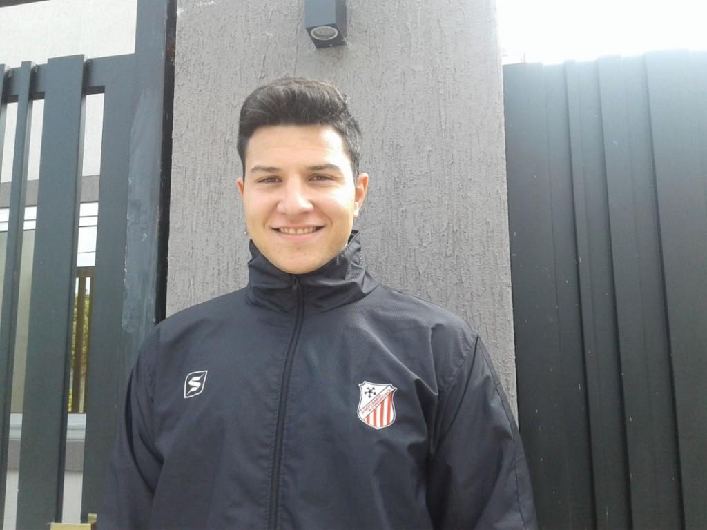 Enzo Santos: 'Mas allá del resultado, me quedó con la alegría que les generó a ellas poder jugar'