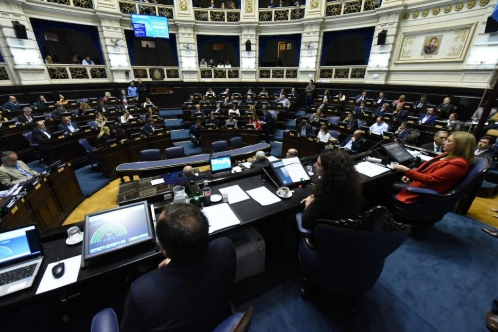 La Plata: La Cámara de Diputados aprobó la Licencia de Manuel Mosca