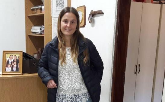 Catalina Labaronnie: 'Apunto a que aprendan a comer e incorporar hábitos saludables'