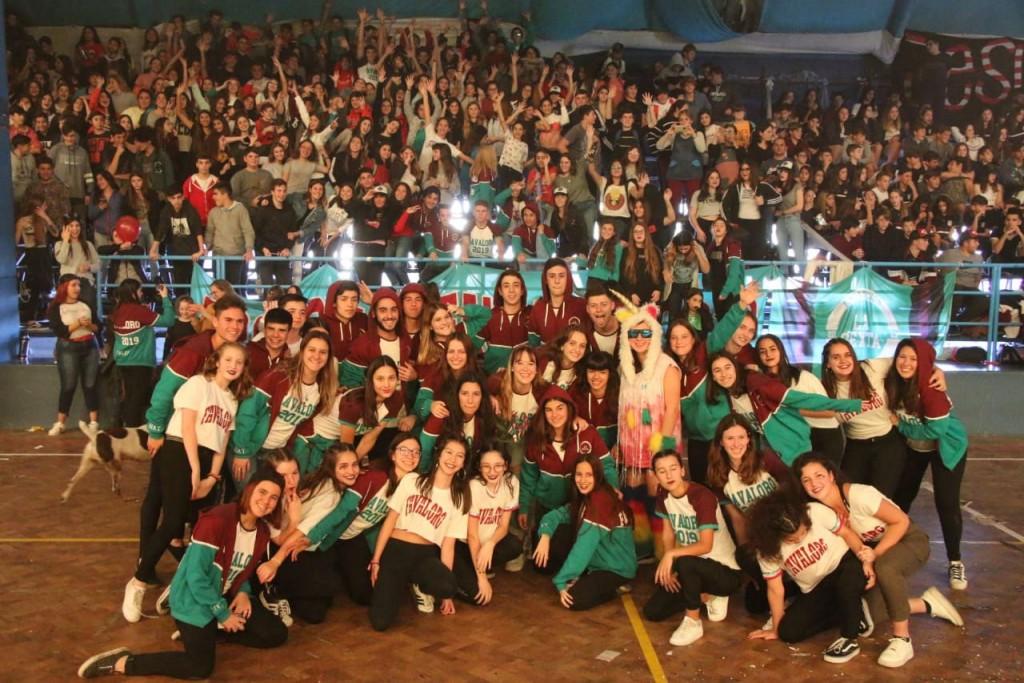 Se realizó la presentación de los Juegos Estudiantiles 2019