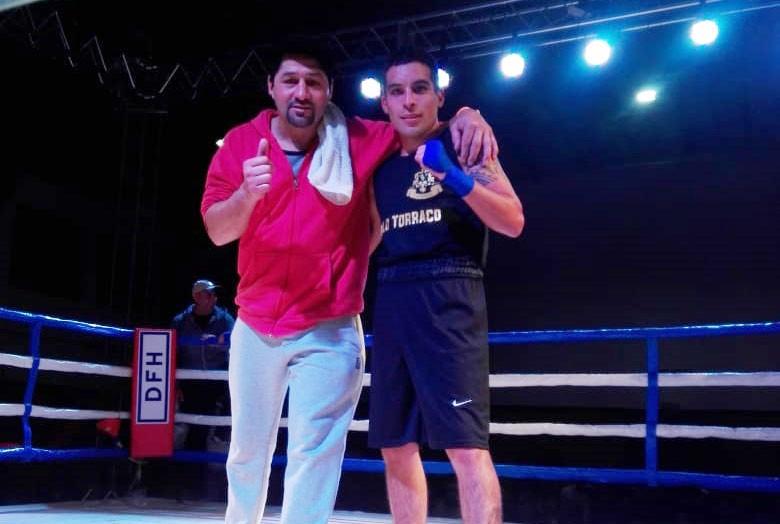 Pablo Torraco: 'Hay que estar bien preparado para poder pedir rivales más exigentes'