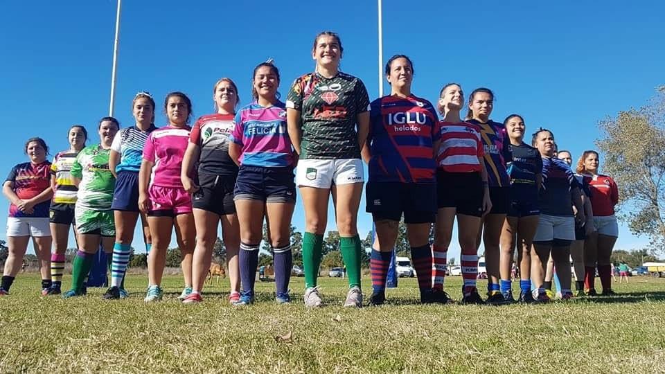 Fin de semana a puro Rugby Indio para todas las categorías