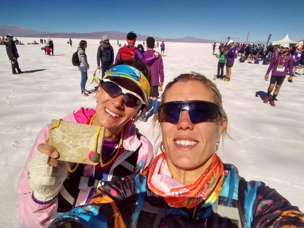 Alejandra Piñuel, Clara Miramón y la satisfacción del desafío cumplido en el Norte Argentino