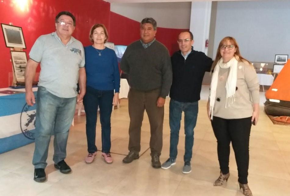 """Del 16 al 18 de mayo la muestra del Museo Itinerante """"El Crucero General Belgrano Vive"""" estará en el Cine Avenida"""
