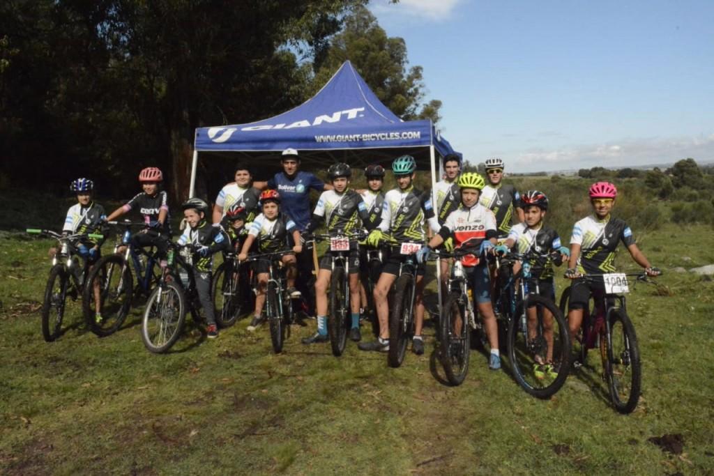 La Escuela Municipal de Ciclismo participará del Open XCO Perfil Extremo en Tandil