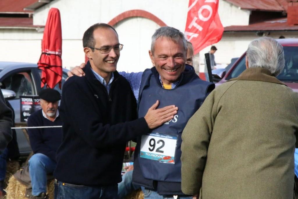 Pisano acompañó la Expo Nacional de Angus de Otoño