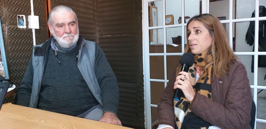 Vicente: 'Desde mi lugar intento cumplir con los requerimientos de todos los productores'