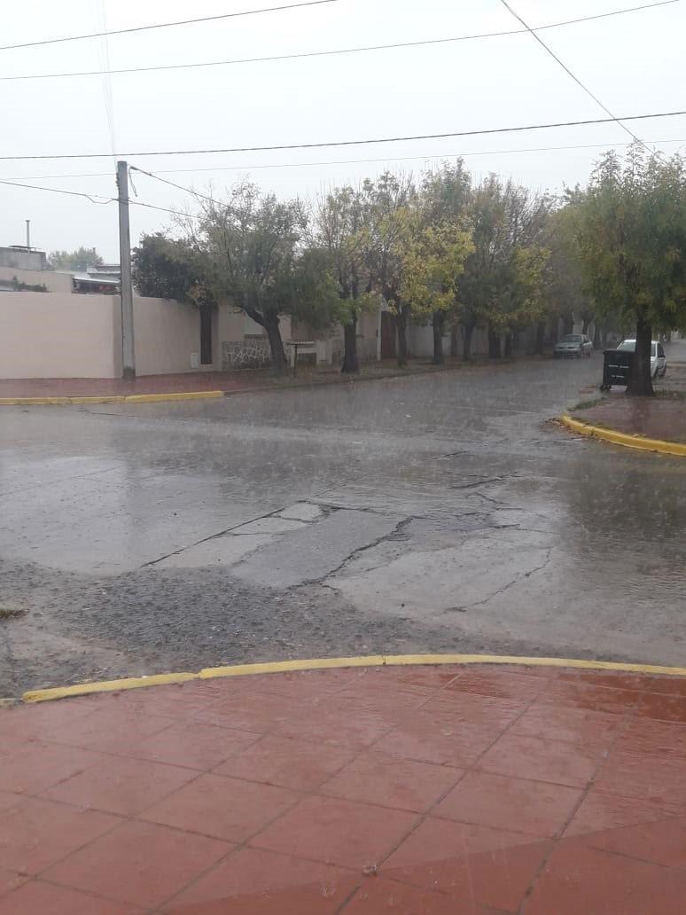 Lluvia caída sábado 18 de mayo: Hasta 32 mm registrados