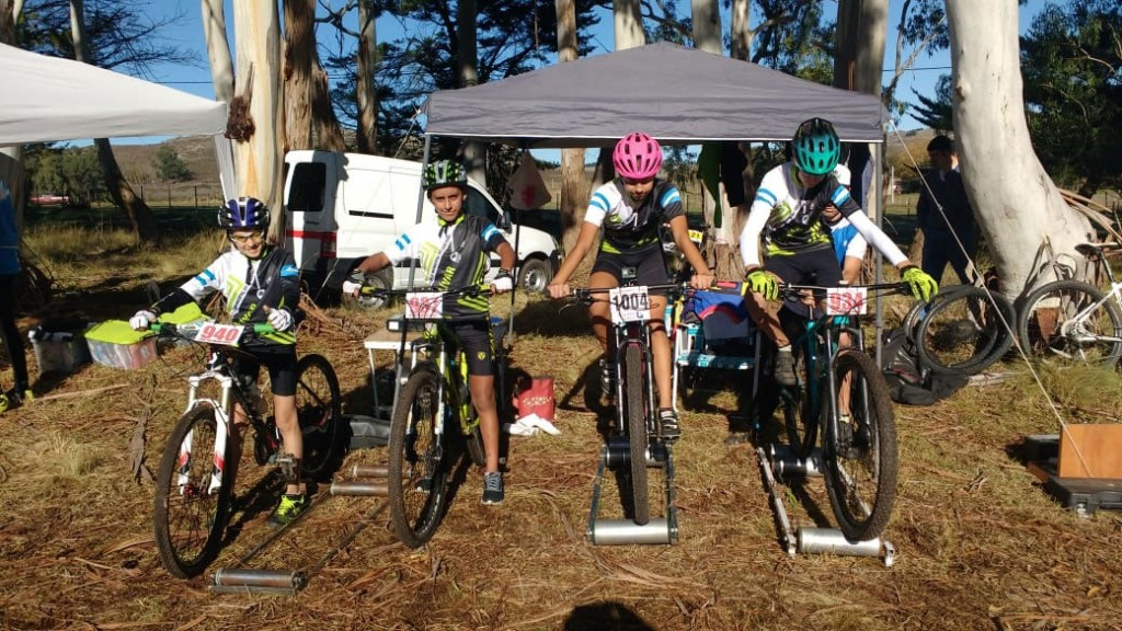 Ciclismo: Integrantes de la Escuela Municipal fueron parte del Open XCO Perfil Extremo en Tandil