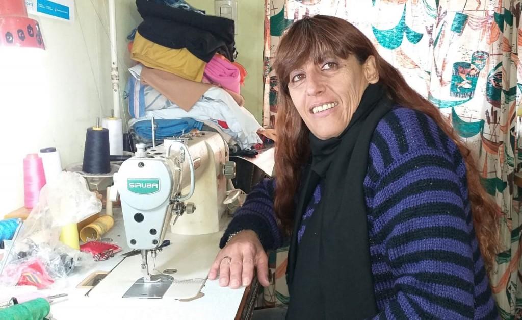 Julia Crespo: 'Lo importante de estos talleres es que tienen salida laboral'