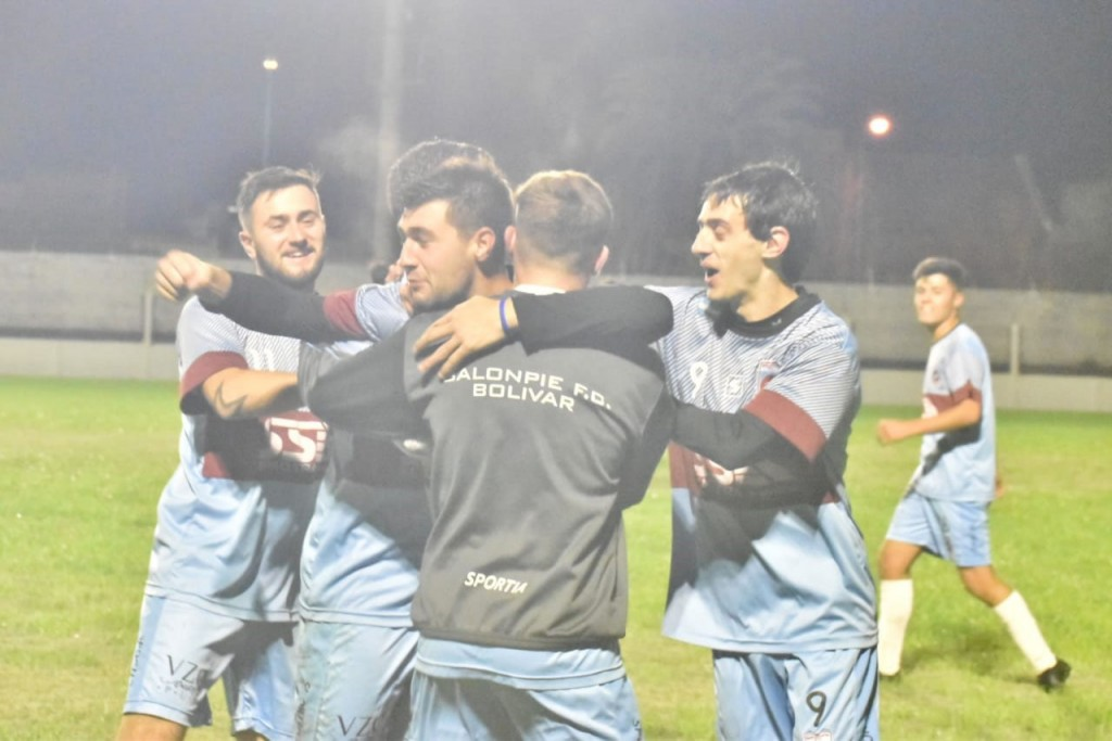 La reserva de Balonpie jugó el partido postergado el pasado sábado ganándole a Independiente