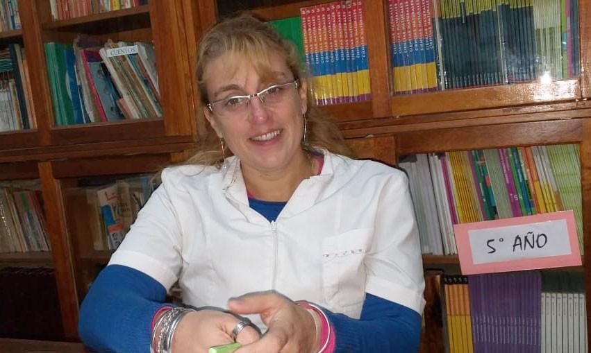 Virginia Carballo: 'Pedimos a ex alumnos que nos acerquen cosas de su paso por el colegio para el armado de un museo'