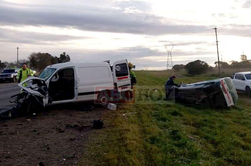 ABC Hoy informó sobre el accidente que Cristian Pistolesi sufrió sobre ruta 226