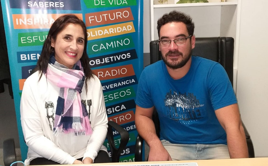 La investigadora bolivarense María Victoria Waks brindará una charla en el CRUB