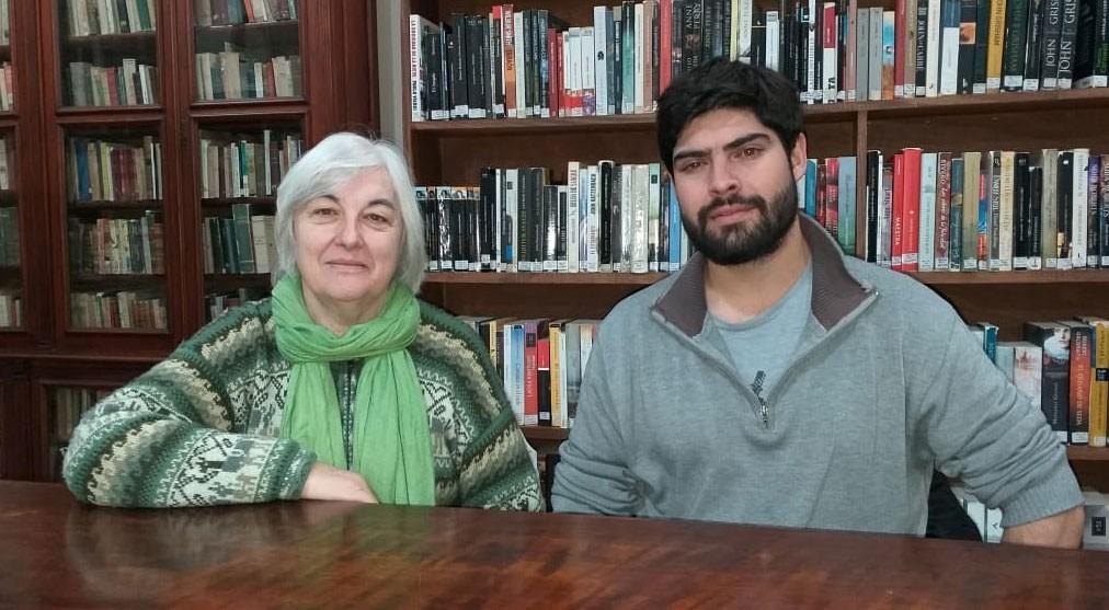 De Luna y Fango Tango hará su presentación en la Biblioteca Rivadavia