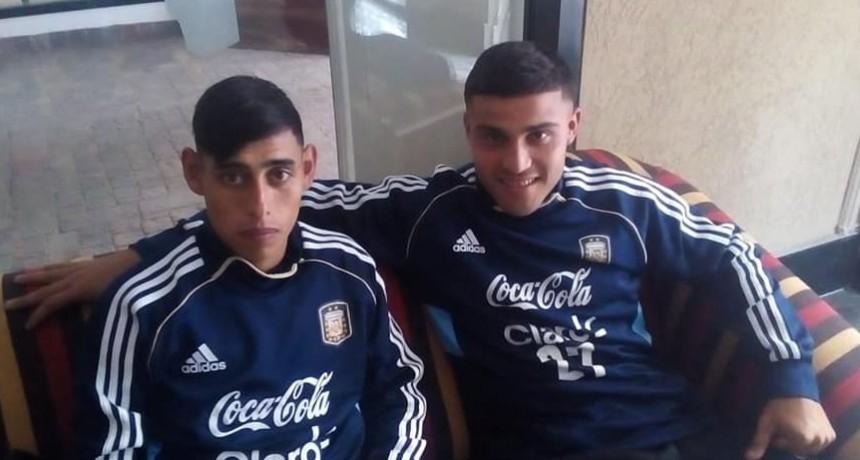 Enzo Stampone y Santiago Lezcano continuaran con las concentraciones con la Selección Argentina