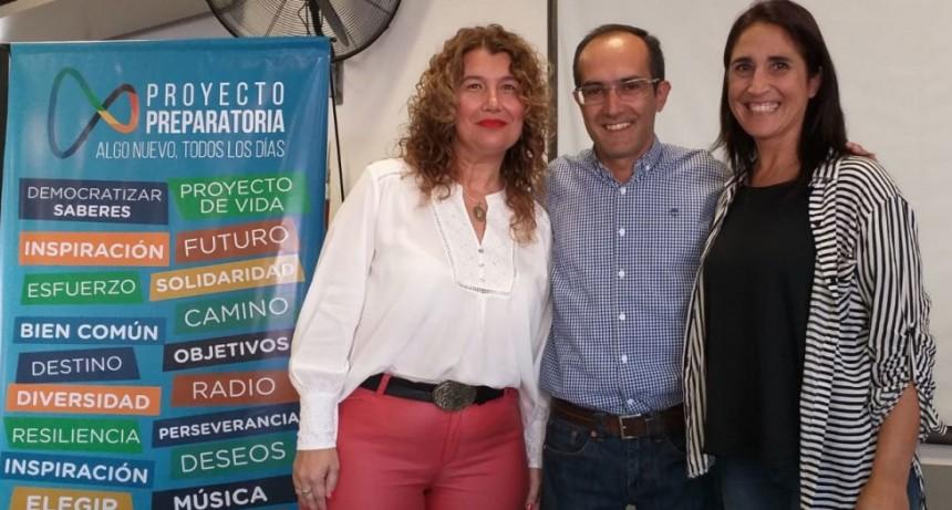 Marcos Pisano: 'Confiamos plenamente en nuestros jóvenes que son el futuro de Bolívar'