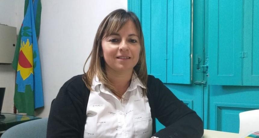 Lorena Gallego: 'Es el momento para estar cerca del vecino, escucharlo y tratar de ayudarlo'