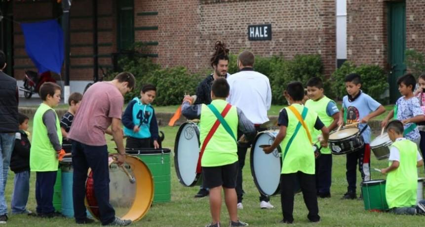 Se llevó a cabo en Hale el programa municipal Bien Familia