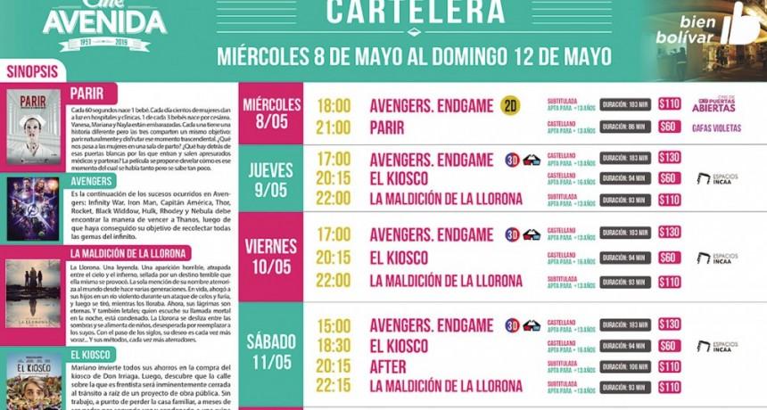 Cine De Puertas Abiertas y Proyecto Gafas Violetas en la cartelera de esta semana