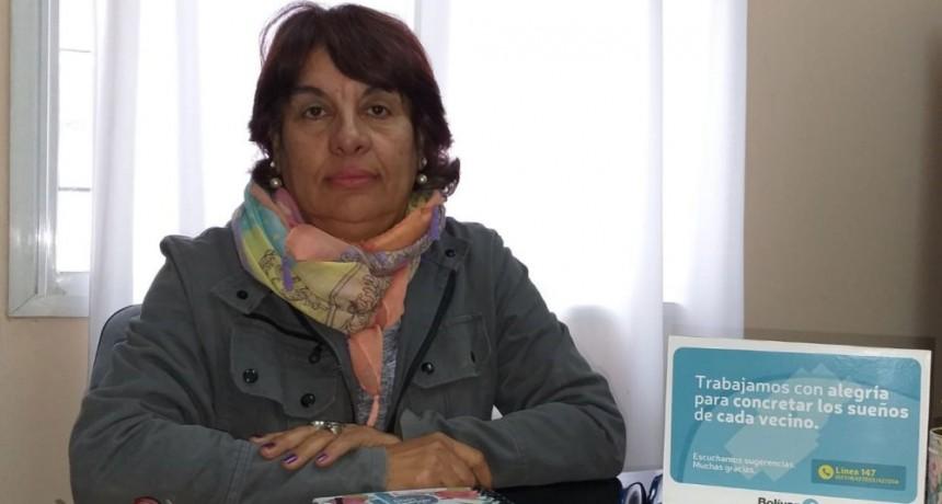 Nancy Álvarez: 'Soy feliz de poder ayudar también en lo social'