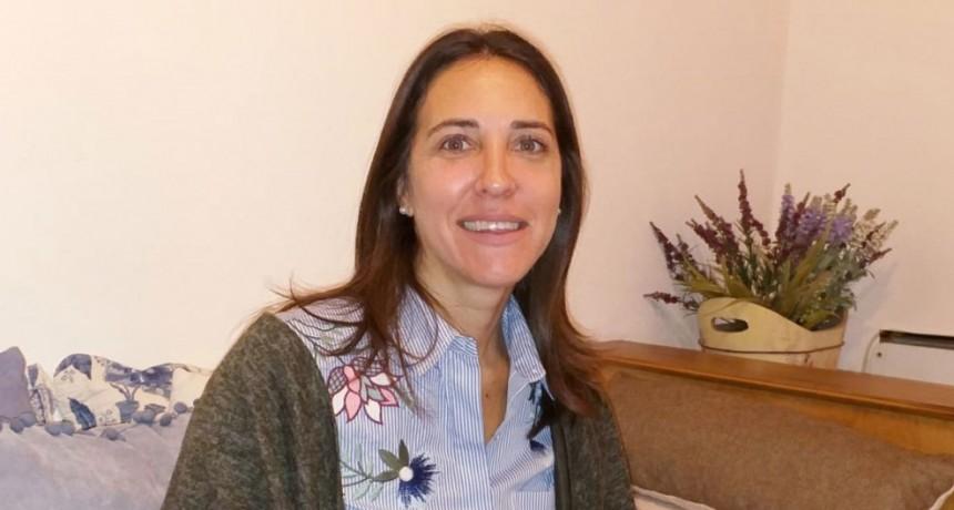 María Victoria Carrera: 'Acompañamos al paciente en el camino de descubrir el sentido de su vida'