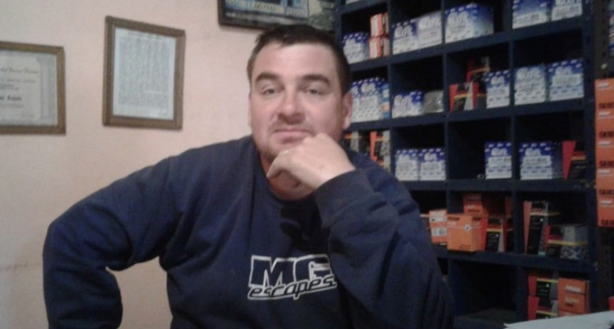 Matías Gajate: 'Hace dos años que dejé de correr y no tengo planes de volver'