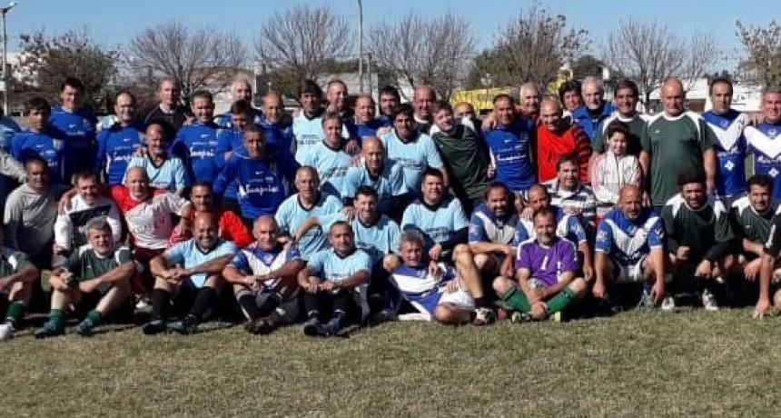 El futbol senior mayores de 48 entró en etapa de definiciones