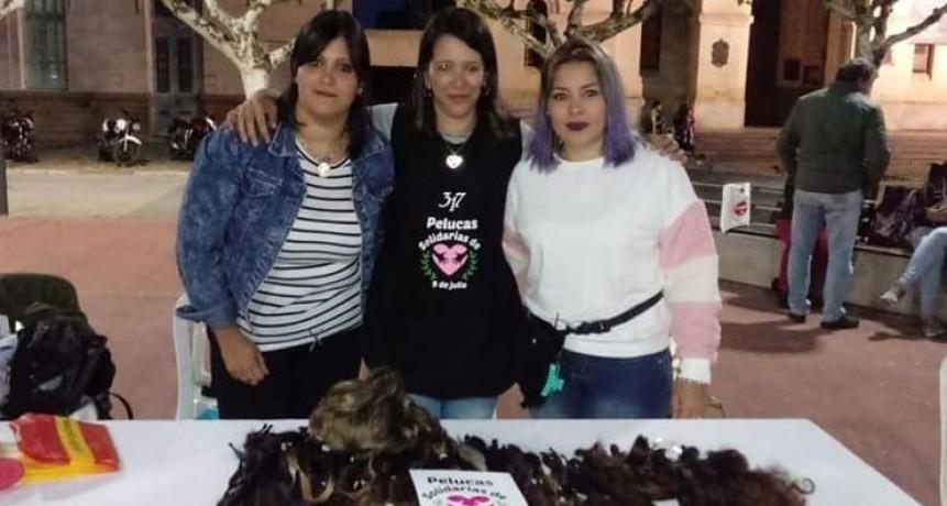 La campaña Pelitos por Sonrisas se llevó a cabo con gran éxito el pasado domingo en el Centro Cívico