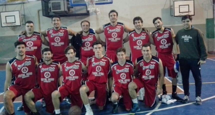 Sport Club comenzó con ventaja la serie de cuartos de final del Apertura de la ABTL