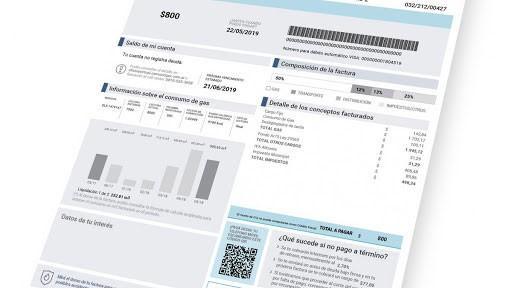 Informe Camuzzi; Los usuarios de gas natural deberán descargar su factura online